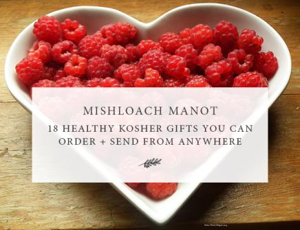 Mishloach Manot Ideas