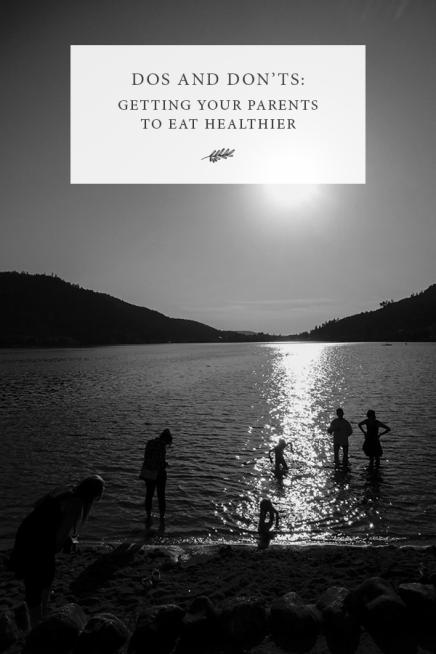 Parents Eat Healthier