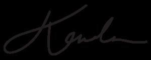 kenden signature
