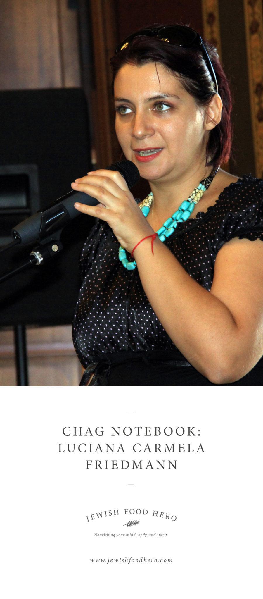 Luciana Carmela Friedman