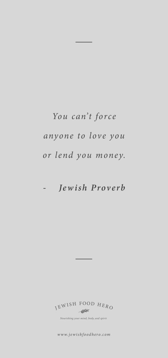 Jewish Proverb Quote