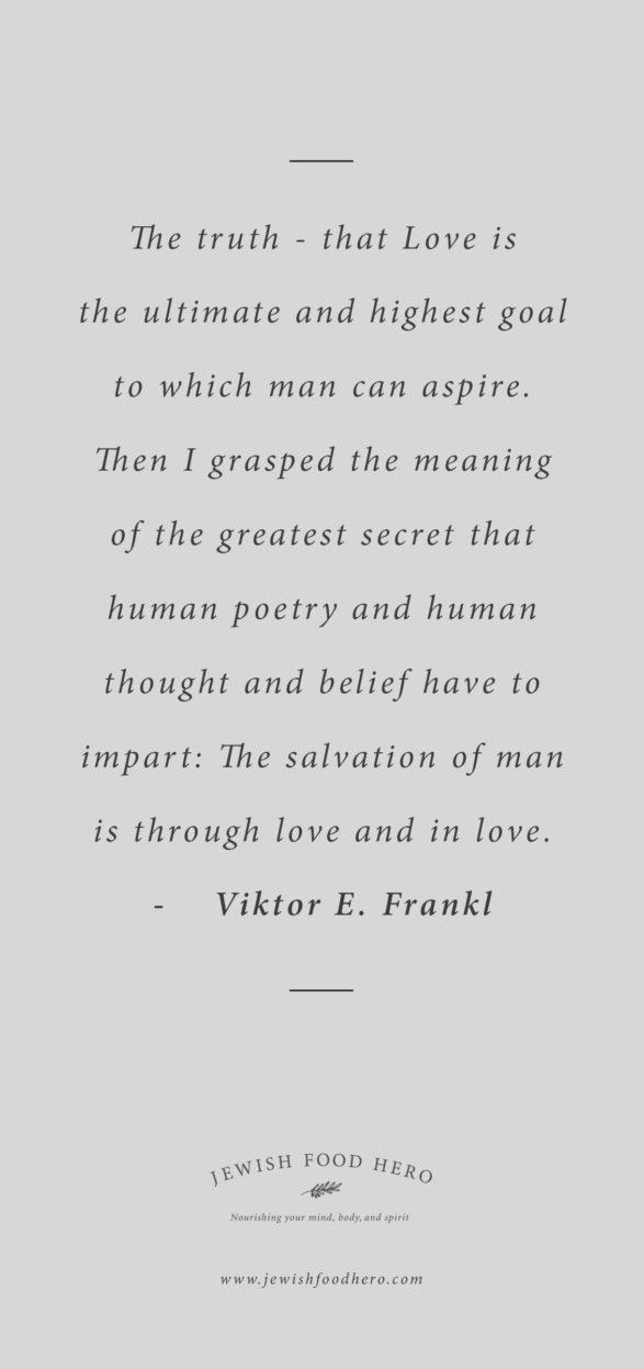 Viktor E. Frankl Quote