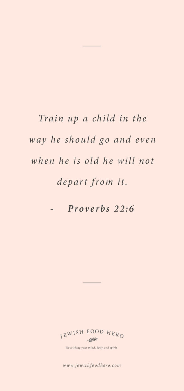 Proverbs 22 Quote