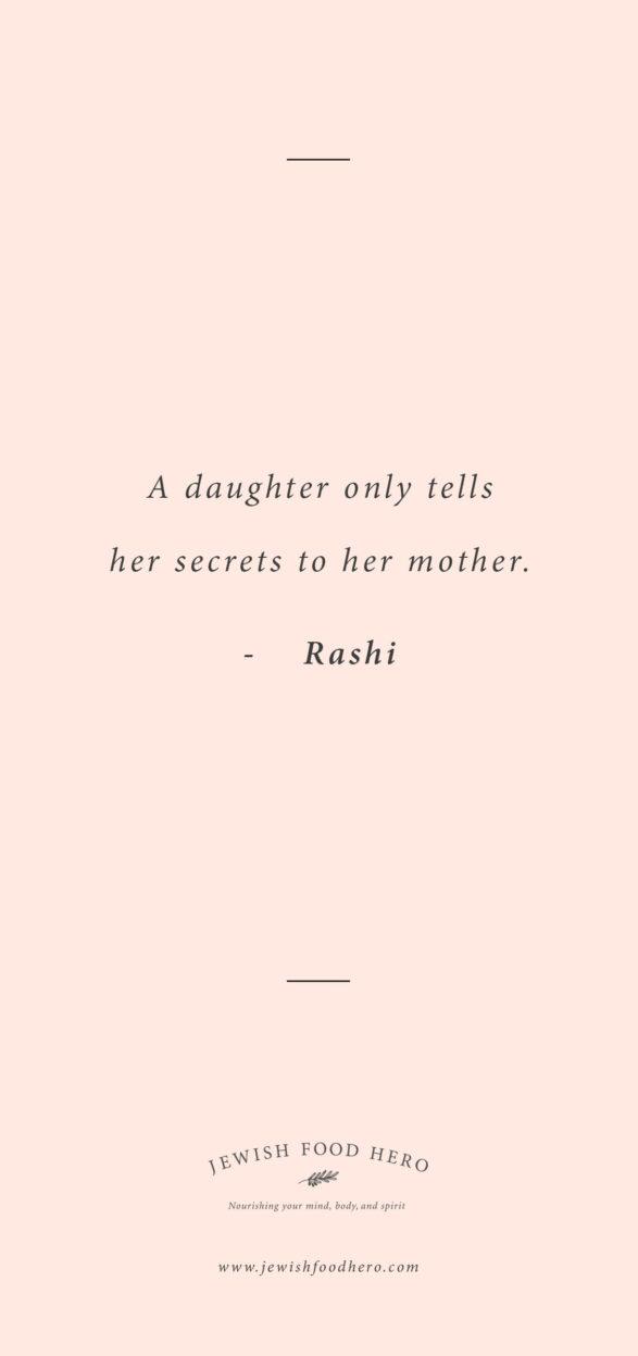 Rashi Quote