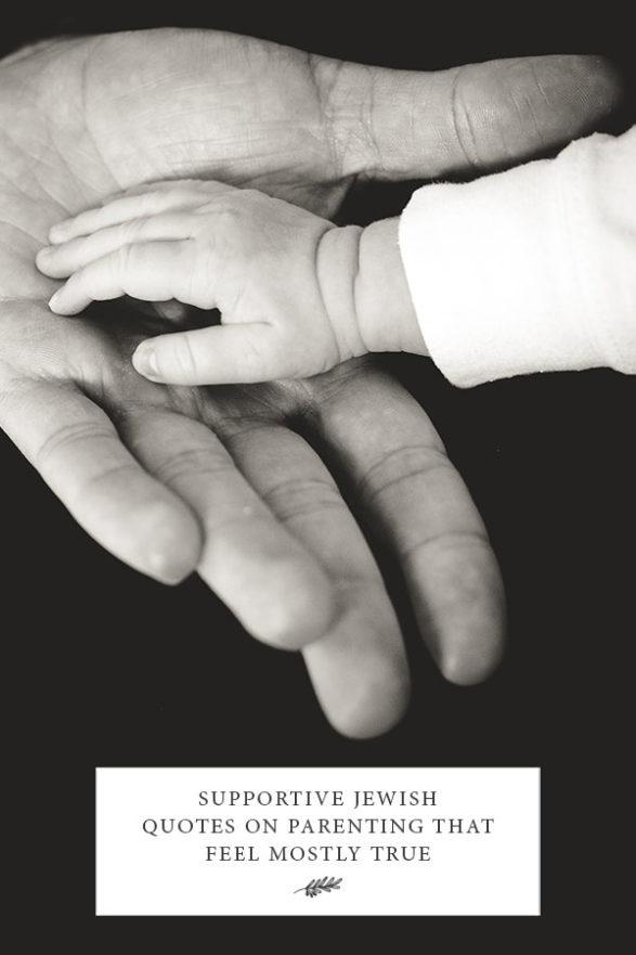 Jewish Quotes on Parenting