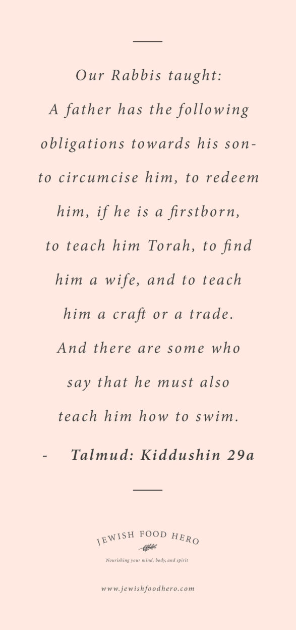 Talmud Kiddushin Quote