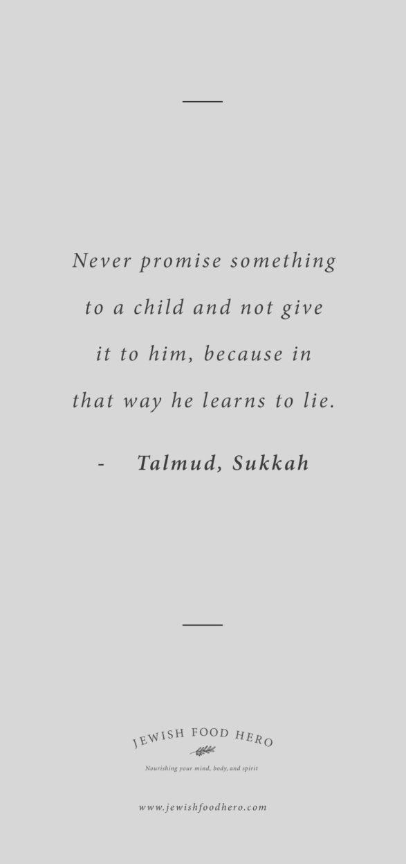 Talmud Sukkah Quote