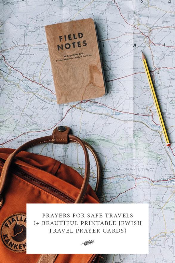 Prayers for Safe Travels