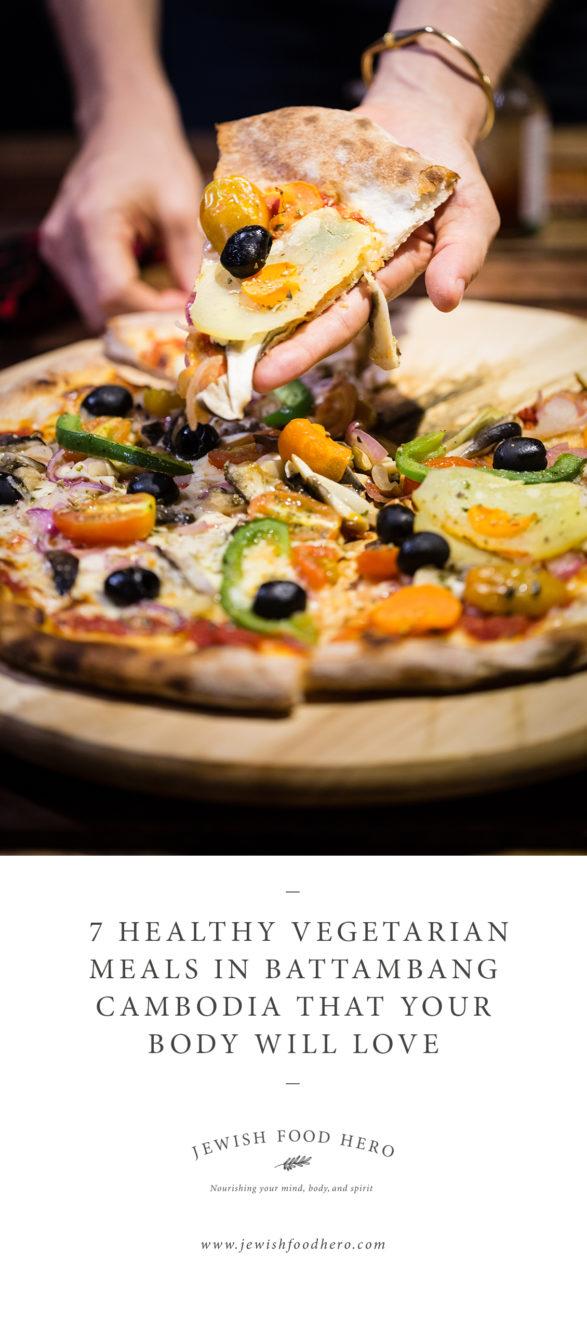 7 Healthy Vegetarian Meals In Battambang Cambodia - La Casa