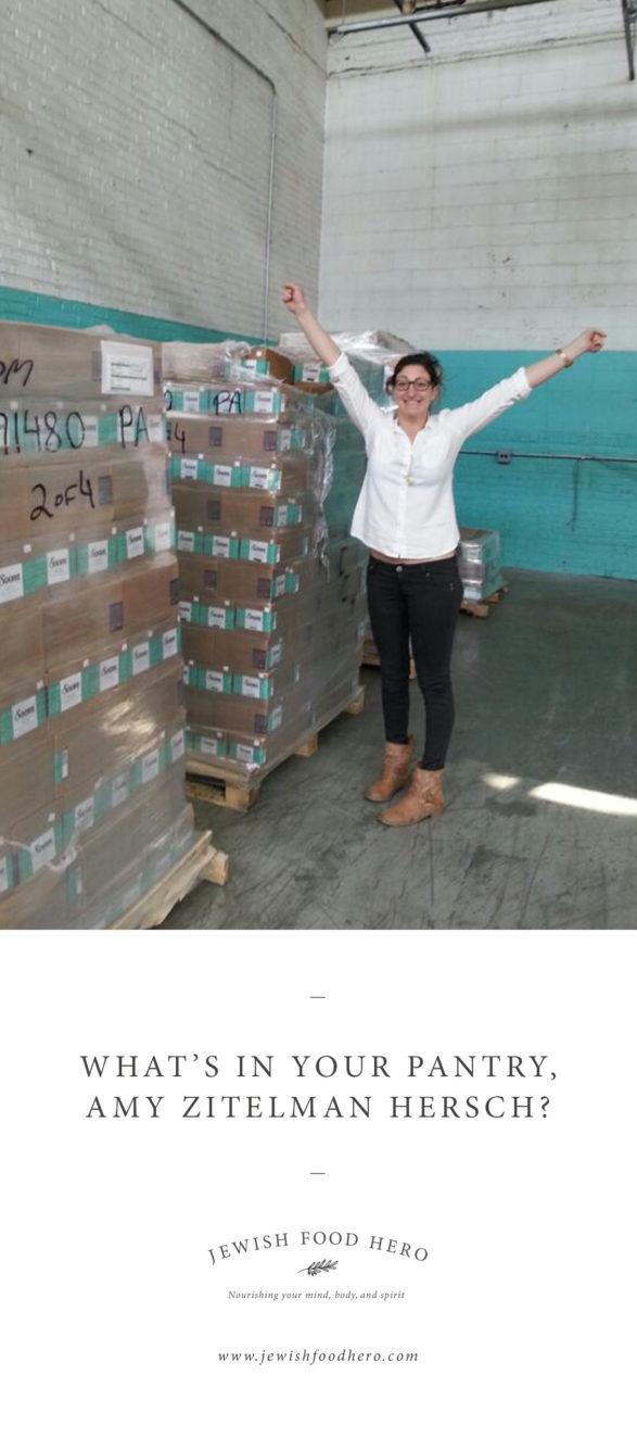 Amy Zitelman Hersch - Soom Foods