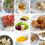 thumbnails of plant based meals