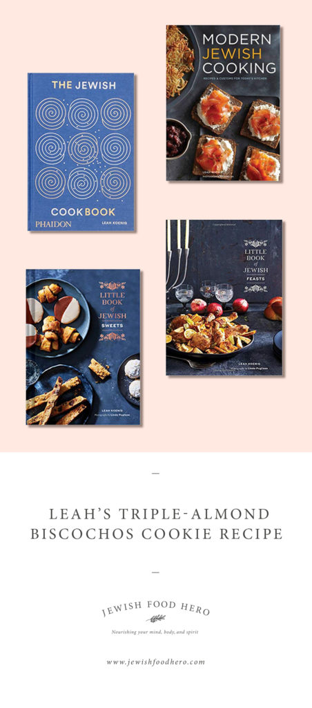 4 cookbooks