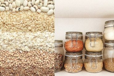grains and dry beans