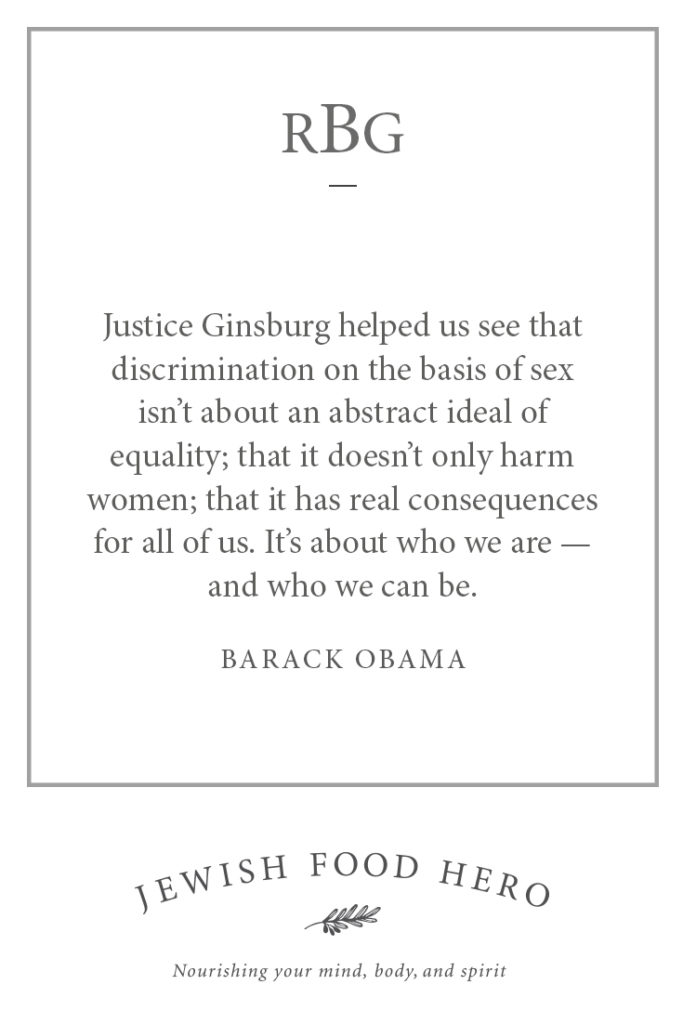 57 Quotes on Ruth Bader Ginsburg