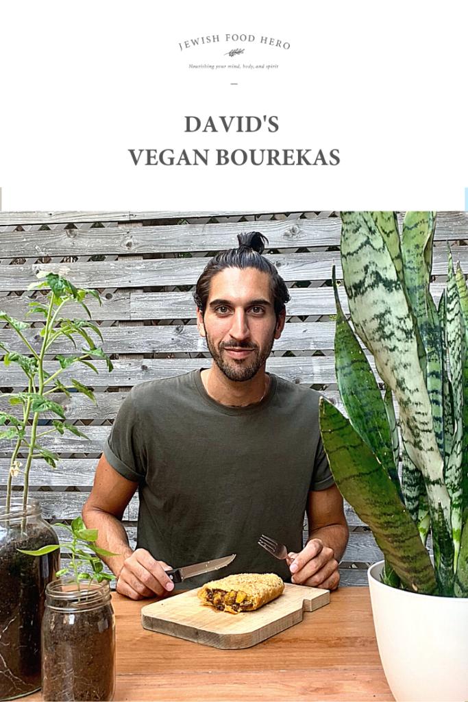 David's Vegan Boureka's