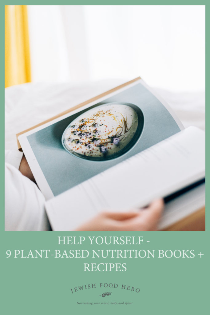 plant-based book