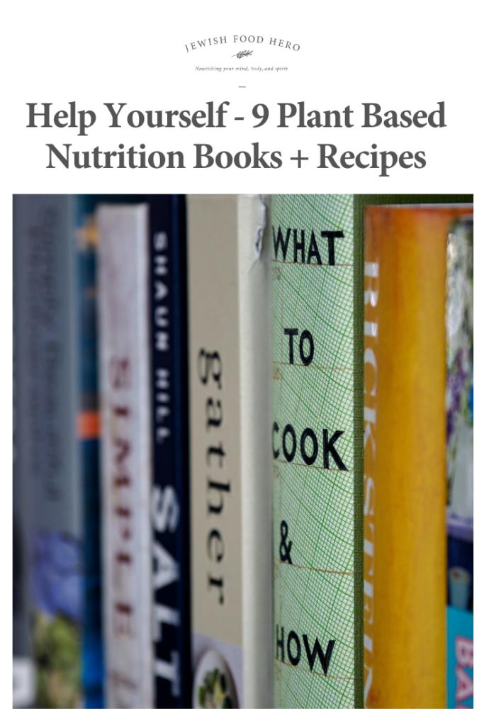 plant-based books