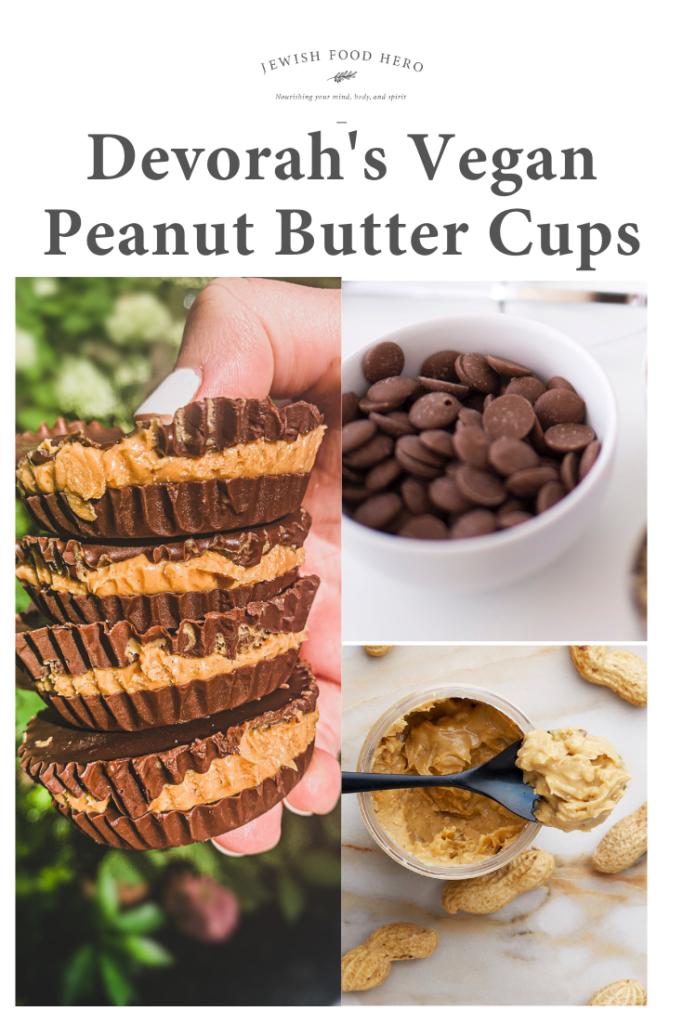 Devorah's Vegan Peanut Butter Cups