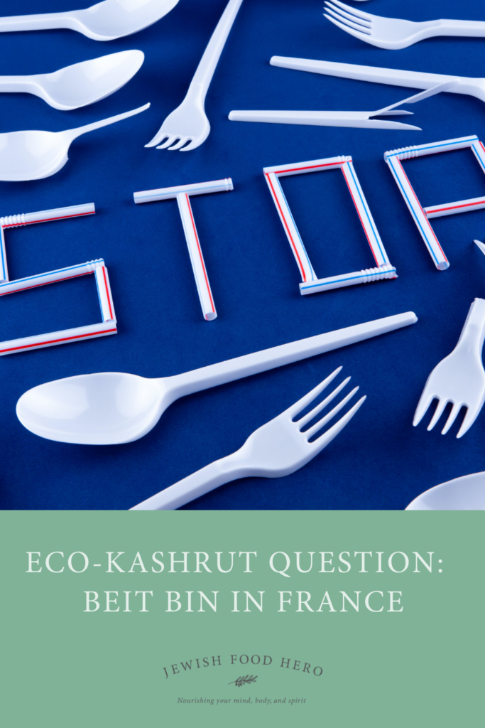 Eco-Kosher Questions At Beit Din