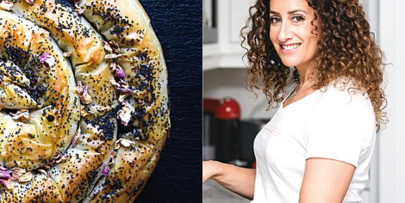 Carolyn's Vegan Lentil Bastilla Recipe
