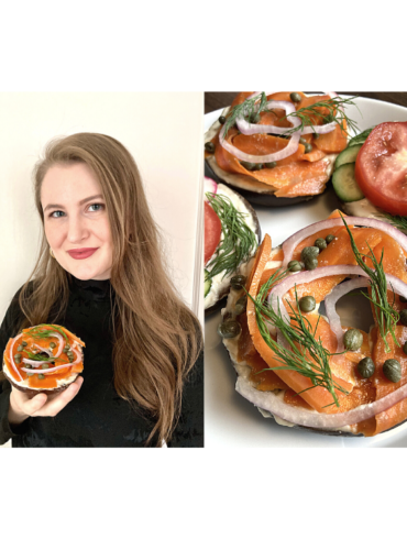 Rachel's Vegan & Oil-Free Carrot Lox Recipe