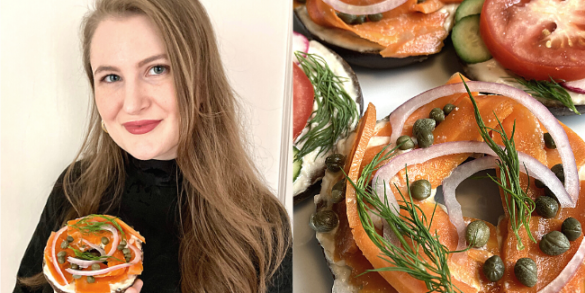 Rachel's Vegan & Oil-Free Carrot Lox Recipe