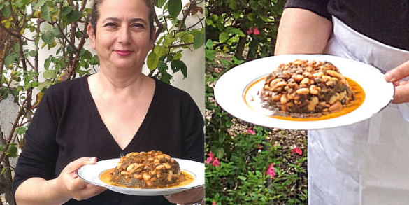 Sibel's Vegan Avikas Con Spinaka