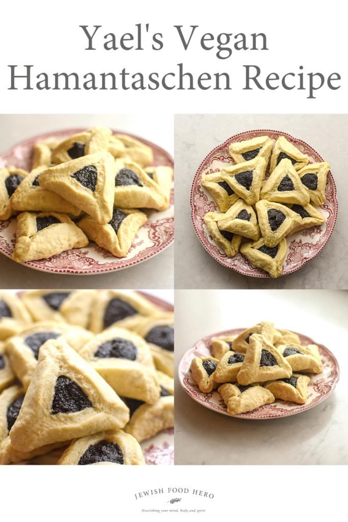 Yael's Vegan Hamantaschen Recipe