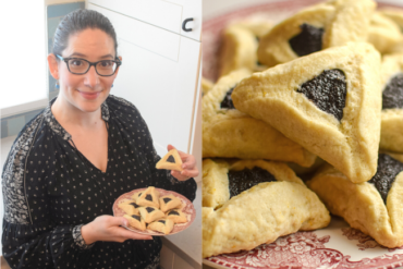 Yael's Vegan Hamantaschen Recipe