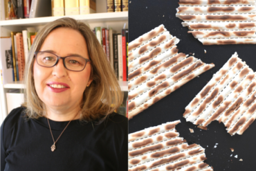 Women and Matza - Dr. Elizabeth LaCouture