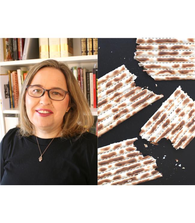 Women and Matza - Dr. Elizabeth LaCouture