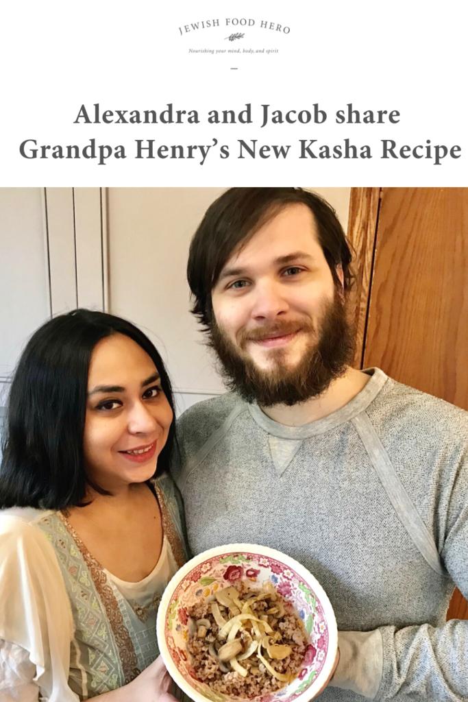 Grandpa Henry's New Kasha