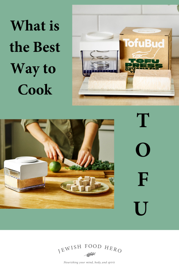 What is the best way to cook tofu?